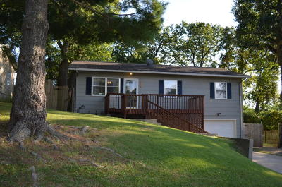 Neosho Single Family Home For Sale: 305 Evelyn
