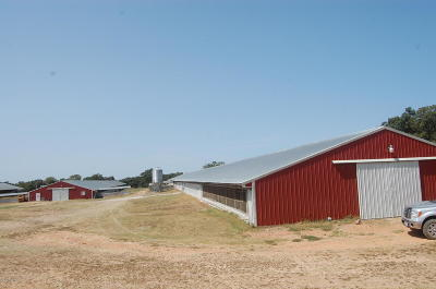 McDonald County Farm & Ranch For Sale: 887 Morrison Loop