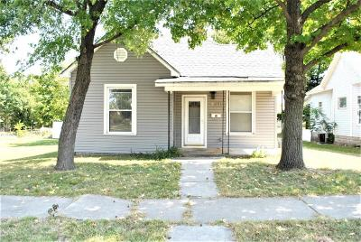 Webb City Single Family Home For Sale: 509 Pennsylvania Street