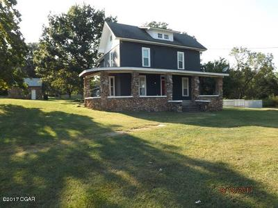 Newton County Single Family Home For Sale: 706 Benham Avenue