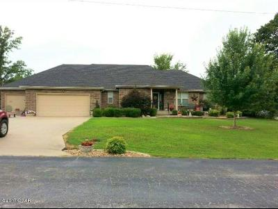 Joplin Single Family Home For Sale: 4300 Rob Lane