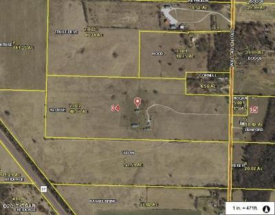 Newton County Farm & Ranch For Sale: 3434 Wallaby Road