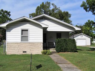 Galena Single Family Home For Sale: 1012 Mineral St.