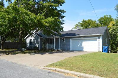 Joplin Single Family Home For Sale: 615 E 41st Street