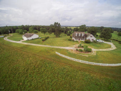 Newton County Farm & Ranch For Sale: 21278 Sunset View Lane