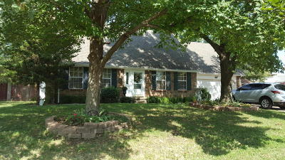 Joplin Single Family Home For Sale: 2005 Carolina Ave