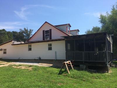 Southwest City Single Family Home For Sale: 938 S Main Street