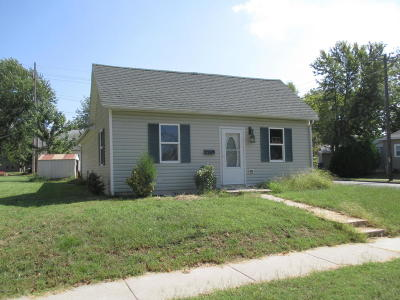Joplin Single Family Home For Sale: 1419 Byers Avenue