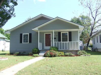 Joplin Single Family Home For Sale: 605 S Porter Avenue