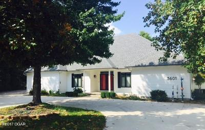 Joplin Single Family Home For Sale: 3601 Rustwood Drive