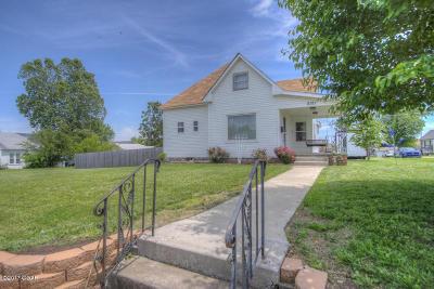 Joplin Single Family Home For Sale: 2121 S Wall Avenue