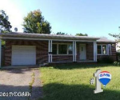 Joplin Single Family Home For Sale: 310 E 33rd Street