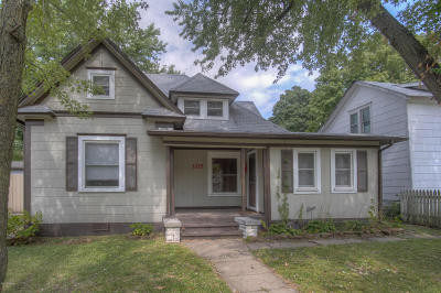Webb City Single Family Home For Sale: 1215 W Daugherty Street
