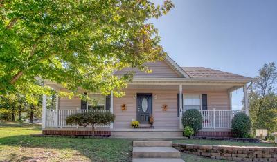 Joplin Single Family Home For Sale: 1842 W Marigold