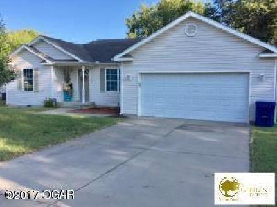 Joplin Single Family Home For Sale: 3219 E 10th Street