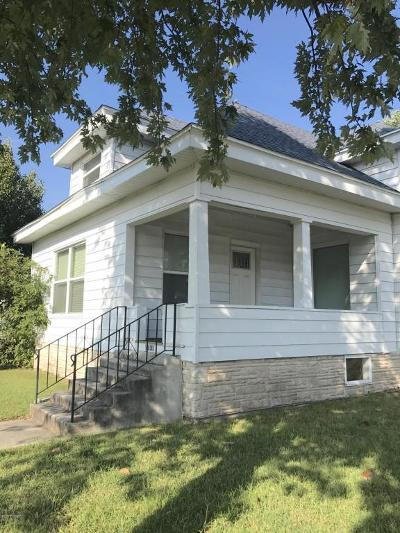 Joplin Single Family Home For Sale: 1831 Bird Avenue