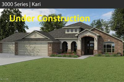 Carl Junction Single Family Home For Sale: 801 Silver Oaks