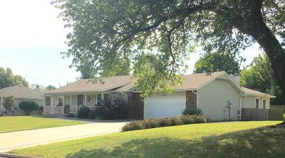 Joplin Single Family Home For Sale: 3802 Valley Drive