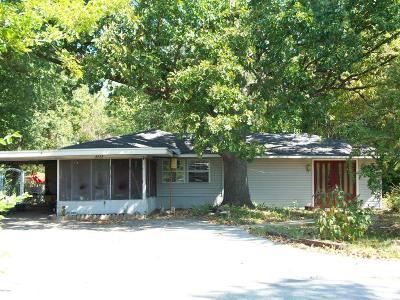 Newton County Single Family Home For Sale: 4433 S Main Street