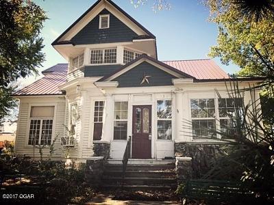 Jasper County Single Family Home For Sale: 130 N Ball Street
