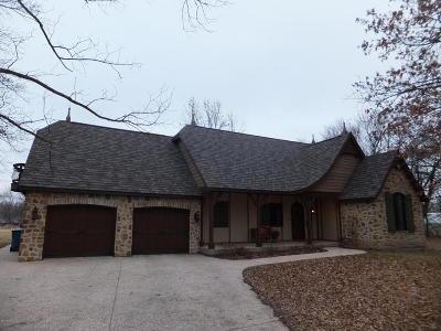 Carthage Single Family Home For Sale: 1007 E Centennial