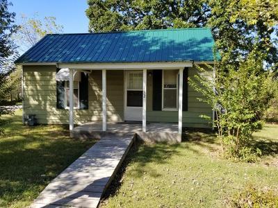 Jasper County Single Family Home For Sale: 132 S St Charles Avenue