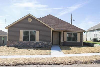 Jasper County Rental For Rent: 2520 Annie Baxter Avenue