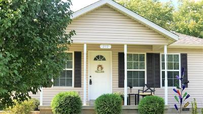 Carterville Single Family Home For Sale: 212 S Arch