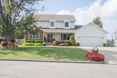 Newton County Single Family Home For Sale: 3222 S Park