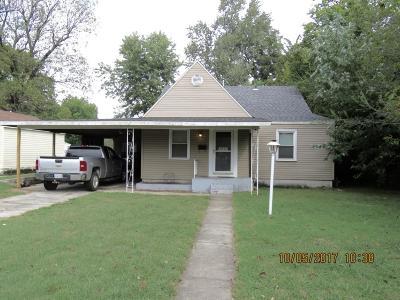 Jasper County Single Family Home For Sale: 2731 E 13th Street