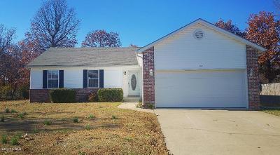 Jasper County Single Family Home For Sale: 112 Randolph