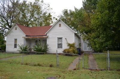 Neosho Single Family Home For Sale: 316 Wheeler