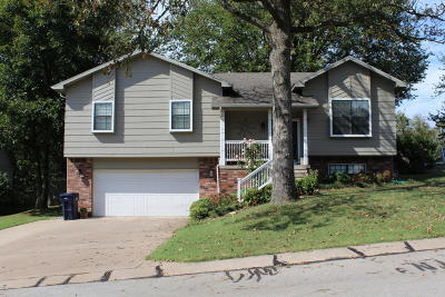Neosho Single Family Home For Sale: 1724 Ridgewood Circle