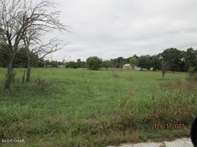 Neosho MO Residential Lots & Land For Sale: $8,500