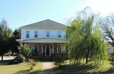 Webb City Single Family Home For Sale: 315 N Oronogo Street