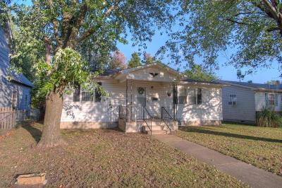 Webb City Single Family Home For Sale: 113 S Roane Street