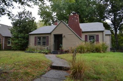 Joplin Single Family Home For Sale: 1805 S Harlem Avenue