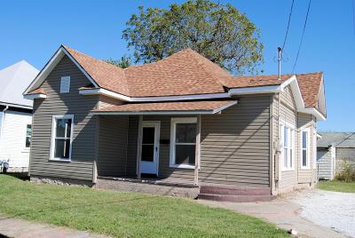 Jasper County Single Family Home For Sale: 1931 S Kentucky