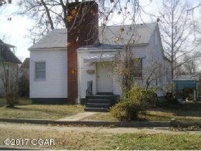 Joplin Single Family Home For Sale: 2018 S Moffet Avenue