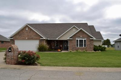 Neosho Single Family Home For Sale: 3021 Fairway Circle