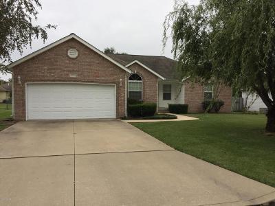 Joplin Single Family Home For Sale: 2816 W 23rd Terrace