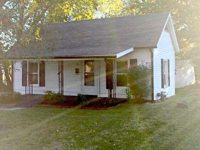 Webb City Single Family Home For Sale: 405 S Devon Street