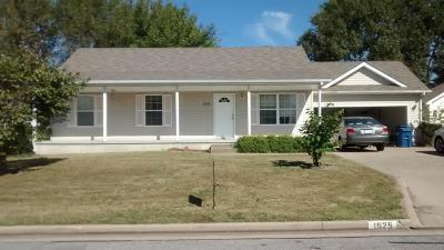 Webb City Single Family Home For Sale: 1525 E Logan Drive