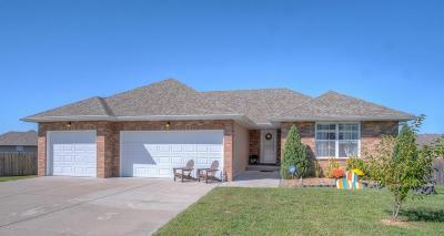 Joplin Single Family Home For Sale: 2811 E Miller Court