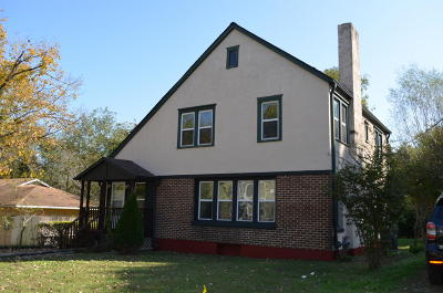 Newton County Single Family Home For Sale: 315 St. John