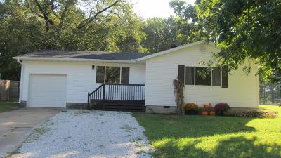 Jasper County Single Family Home For Sale: 101 Van Hooser Street