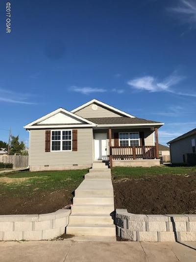 Joplin Single Family Home For Sale: 2309 S Moffet