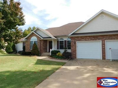 Carl Junction Single Family Home For Sale: 915 Dogwood Trails Loop