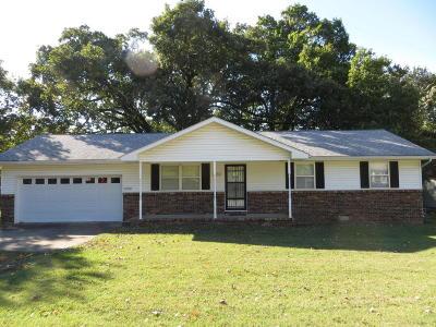 Webb City Single Family Home For Sale: 628 Oakland Street