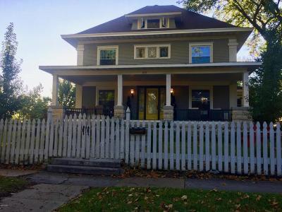 Joplin Single Family Home For Sale: 616 S Sergeant Avenue